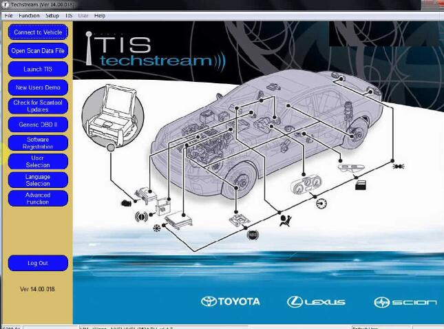 Install-Toyota-Techstream
