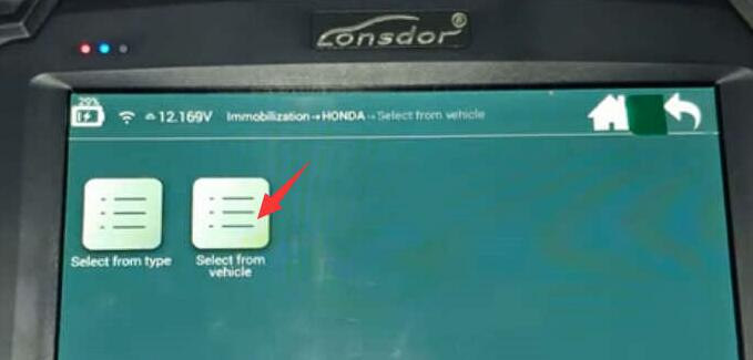 Lonsdor-K518S-Add-New-Key-for-Honda-CR-V-2015-4