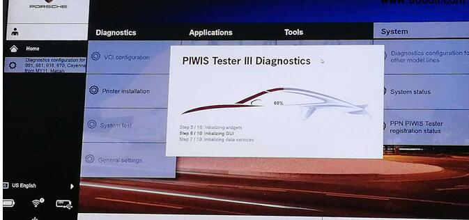How-does-Piwis-III-V38.050.030-diagnose-Panamera-971-13