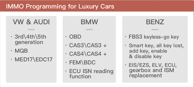 Support-IMMO-programming-on-luxury-car-brands